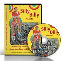 Silly Billy DVD