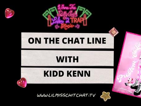 "Kidd Kenn Talks New Project ""Problem Child"", Growing Up In Chicago & The Queen Nicki Minaj"