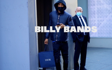 Billy Bands Chases A Bag In New Video