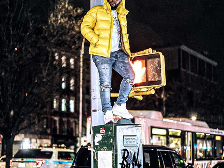 """Ron Billz Releases New Project """"Seventh"""""""