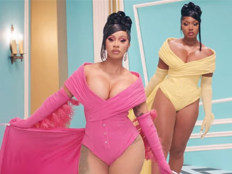 Cardi B Grabs Megan Thee Stallion To Link Sukihana, Rubi Rose, Normani, Kylie Jenner & More.