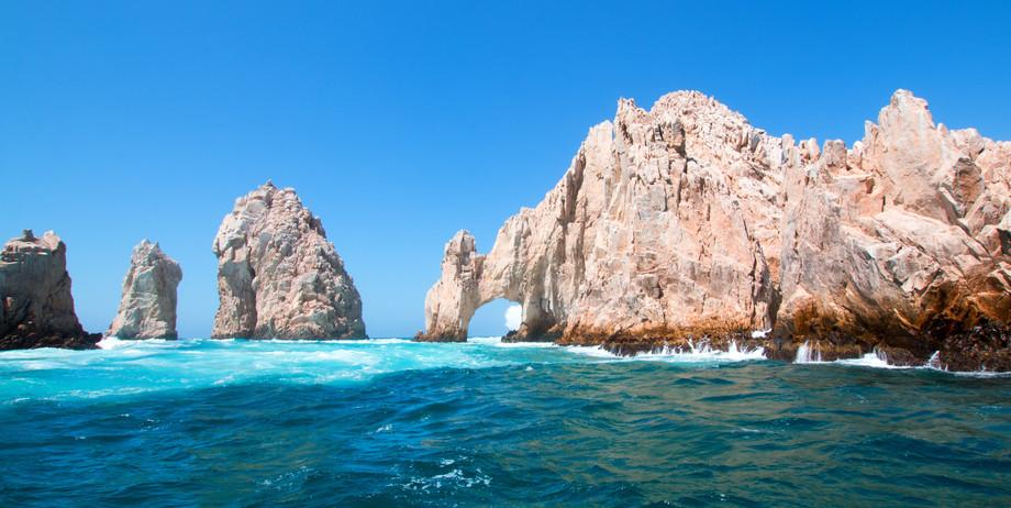 Enjoy Los Cabos Scenery
