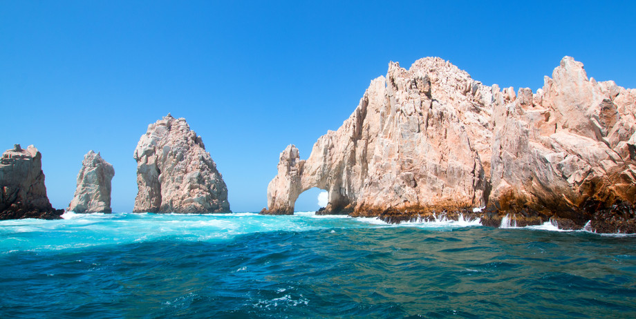 Enjoy Los Cabos Scenery