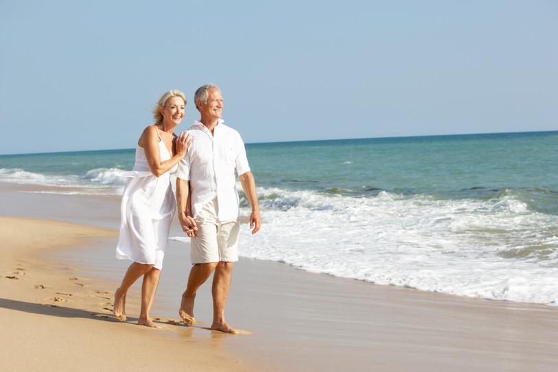 Enjoy The Occasional Beach Walk