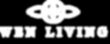 wen living logo white