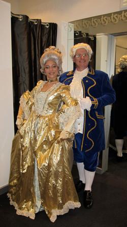18th Century Couple