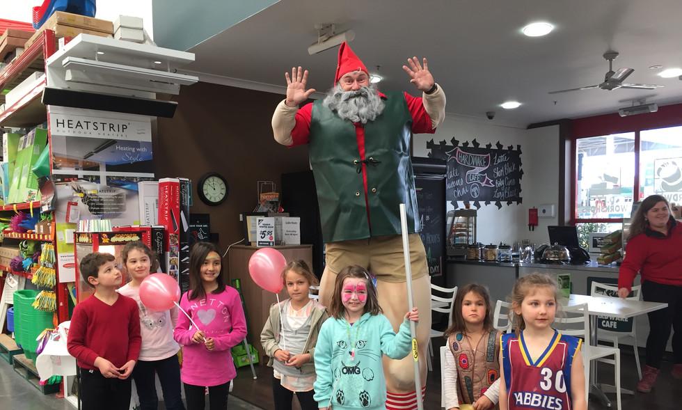 Gordon the Giant Garden Gnome