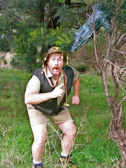 Aussie Zoo Keeper.