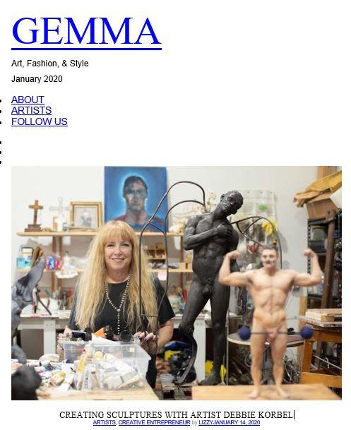 Gemma mag article.JPG
