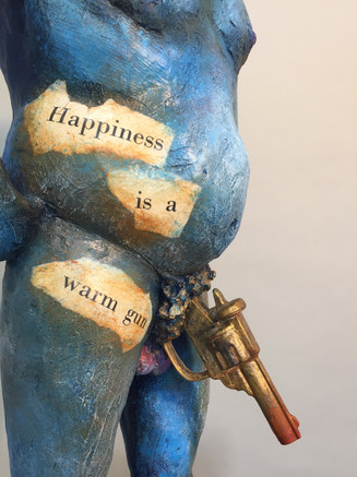 """""""Happiness is a Warm Gun"""""""