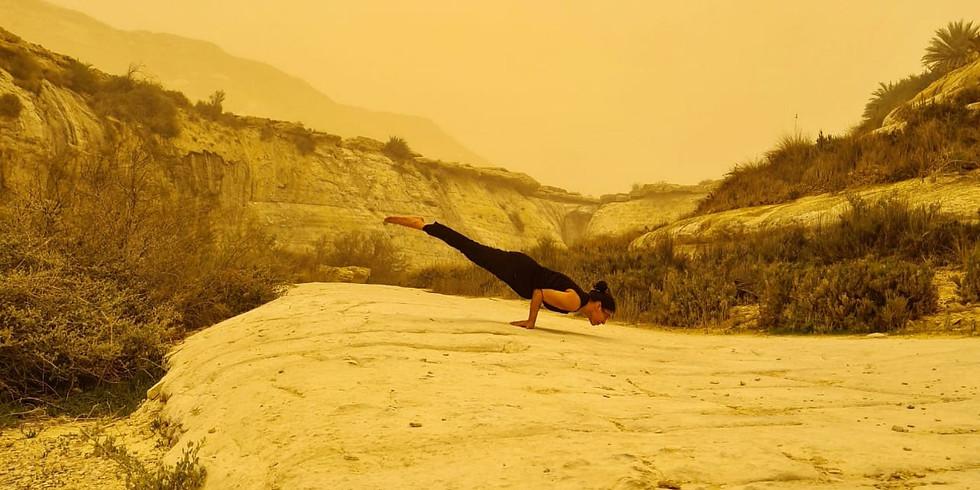 Yoga Retreat Mitzpe Ramon