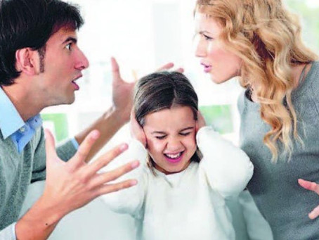Violencia intrafamiliar se dispara en cuarentena.
