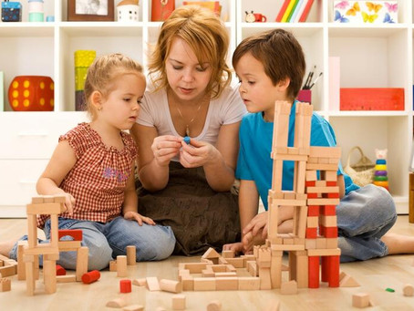 Papás: ¿Cómo les hacemos clases a los más pequeños?