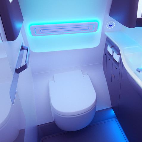 Aircraft Lavatory Design