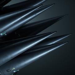 LGM 118 MX Warhead