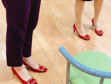 この靴を履きこなしたい!という想い
