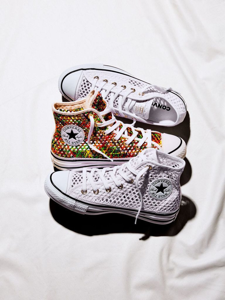 Chuck Taylor All Star Crochet