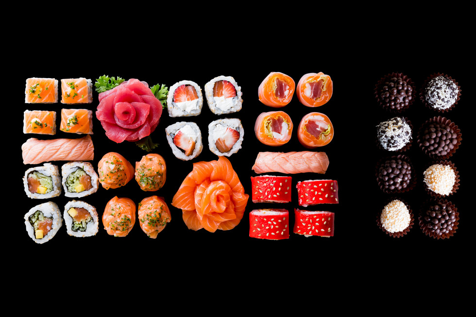 Aruki Sushi Special Menu