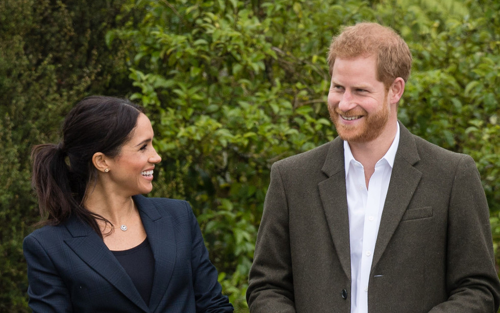 Meghan and Harry are coming back to the UK (just for a while)