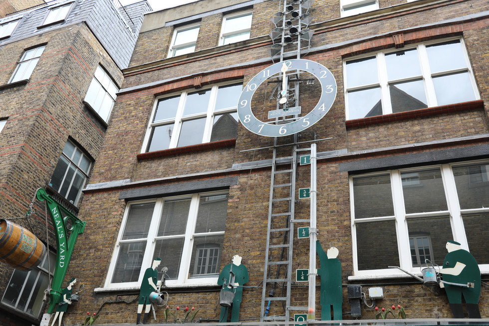 Did you know London has a water clock?
