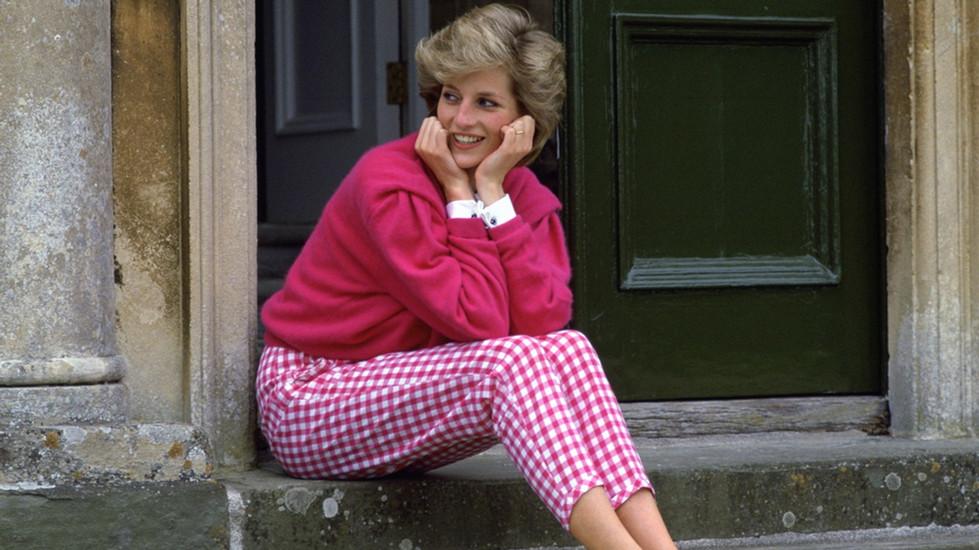 Remembering Princess Diana...