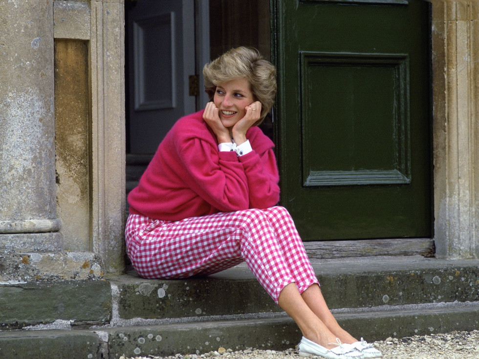 Remembering Princess Diana...
