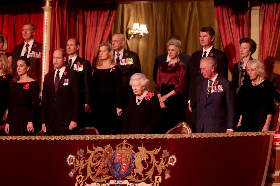 Royal Albert Hall Remembrance Day