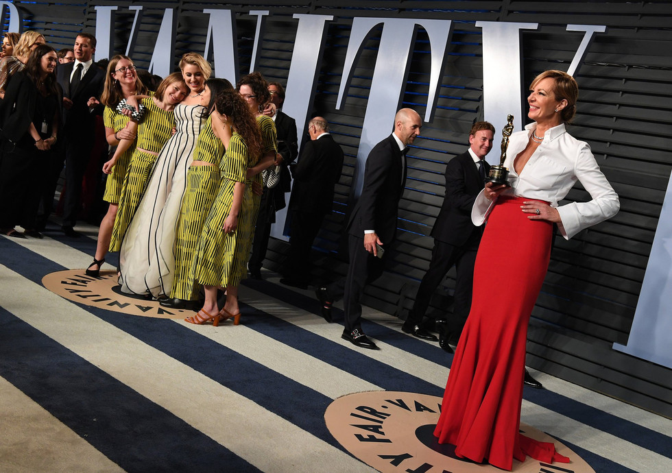 Vanity Fair After-Party   The Best Dressed