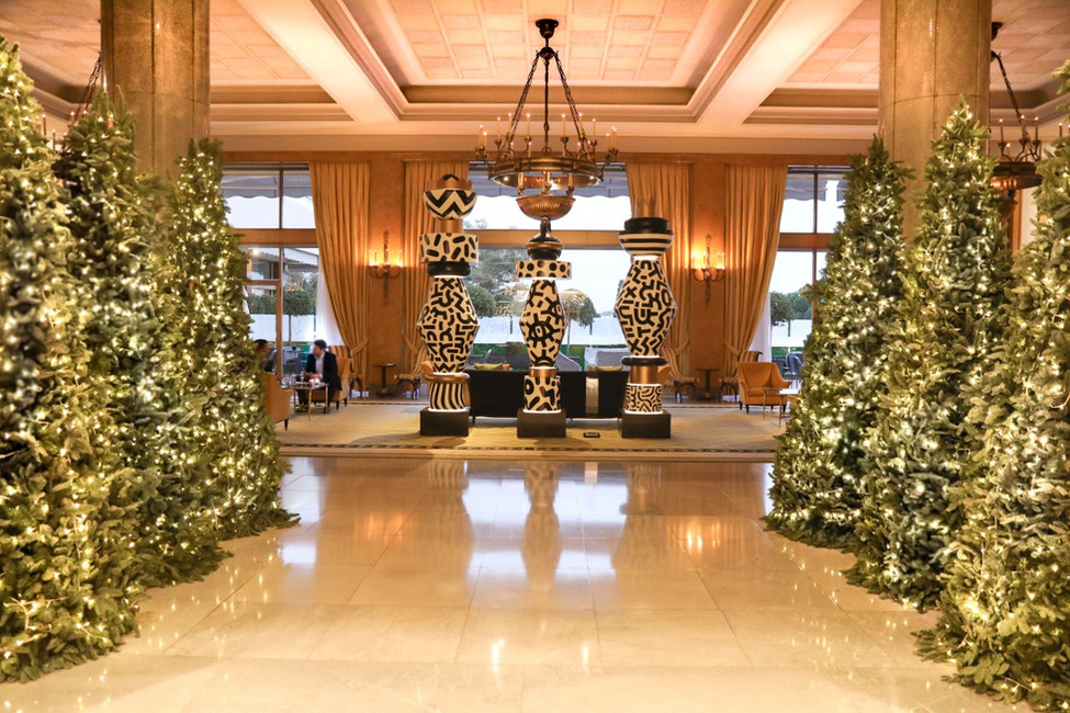 Christmas at the Ritz is more than magical