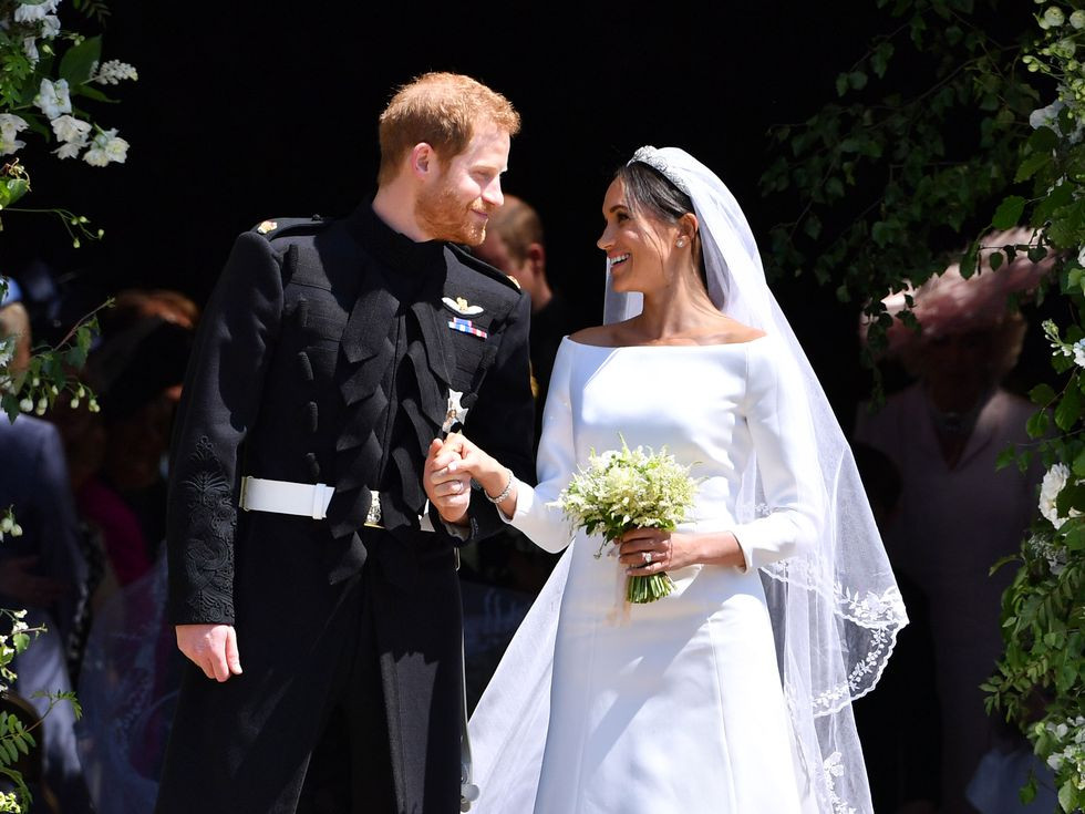 Royal Wedding: The most extraordinary images
