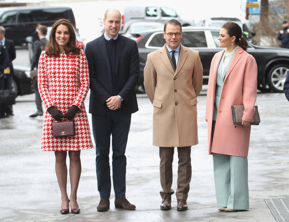 Prince William and Kate: Official visit to Sweden and Norway Day 2
