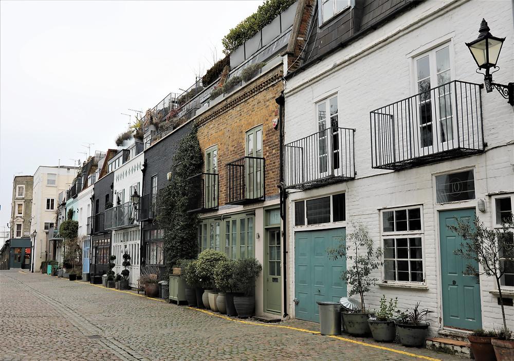 St Luke's Mews Notting Hill