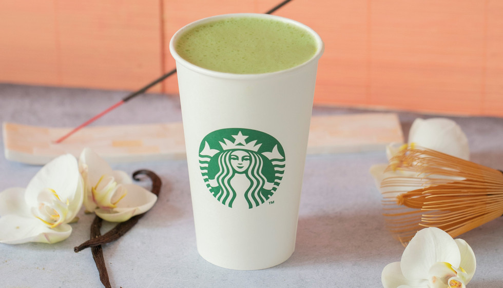 Matcha is Starbucks' big bet for this Spring