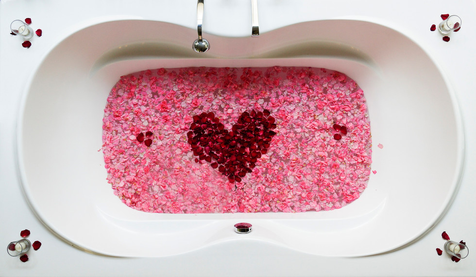 This Valentine's Day take a bath with Lush