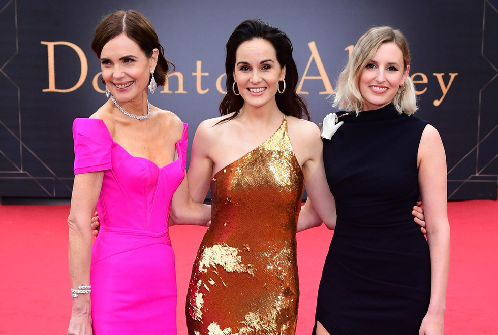 The best images of Downton Abbey World Premiere