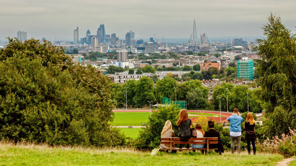 London is the first National Park City in the world