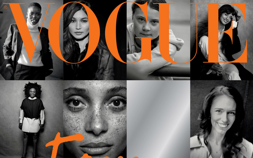 10 things I've learned reading the September issue of British Vogue