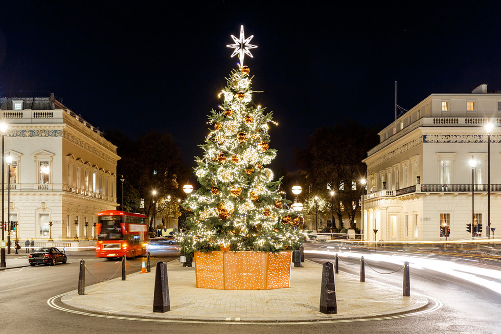 All I Want for Christmas is... London
