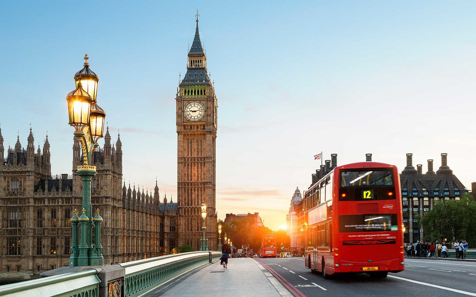11 Things I LOVE about London
