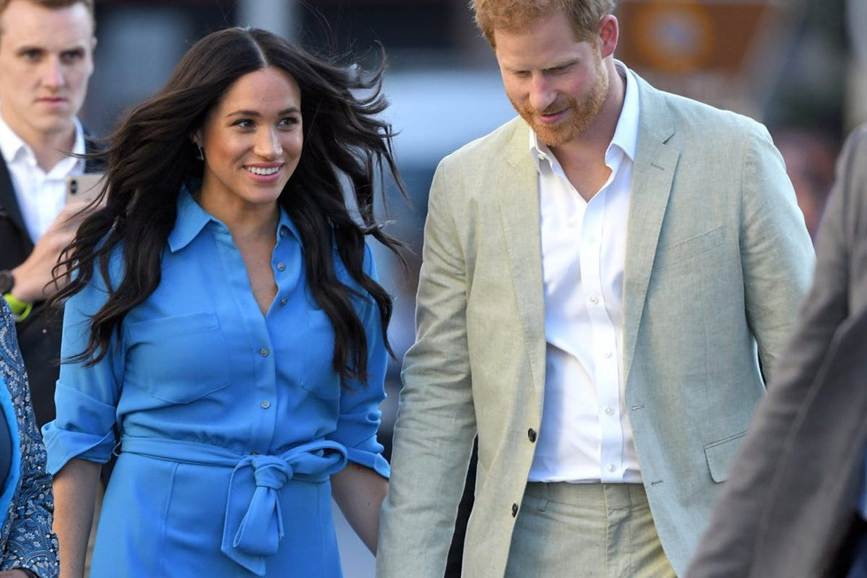 We can have all the shirt dresses Meghan Markle wore on her royal tour
