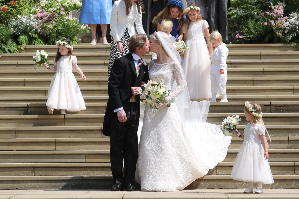 Every detail of the Royal Wedding of 2019