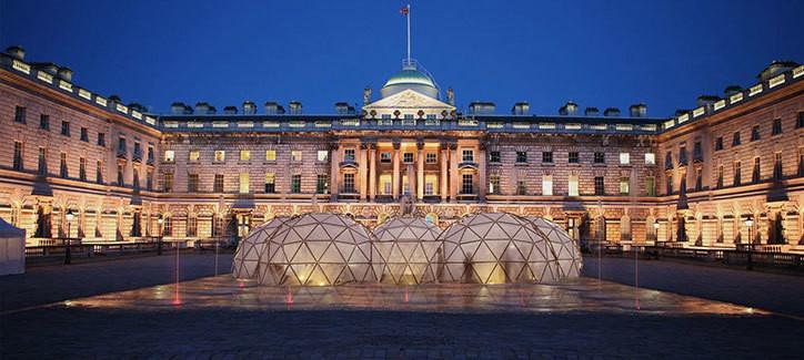 Iglos at Somerset House