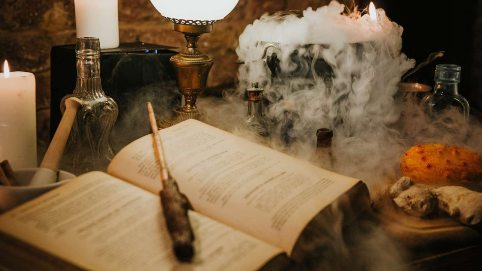 The Cauldron Immersive Cocktail Experience