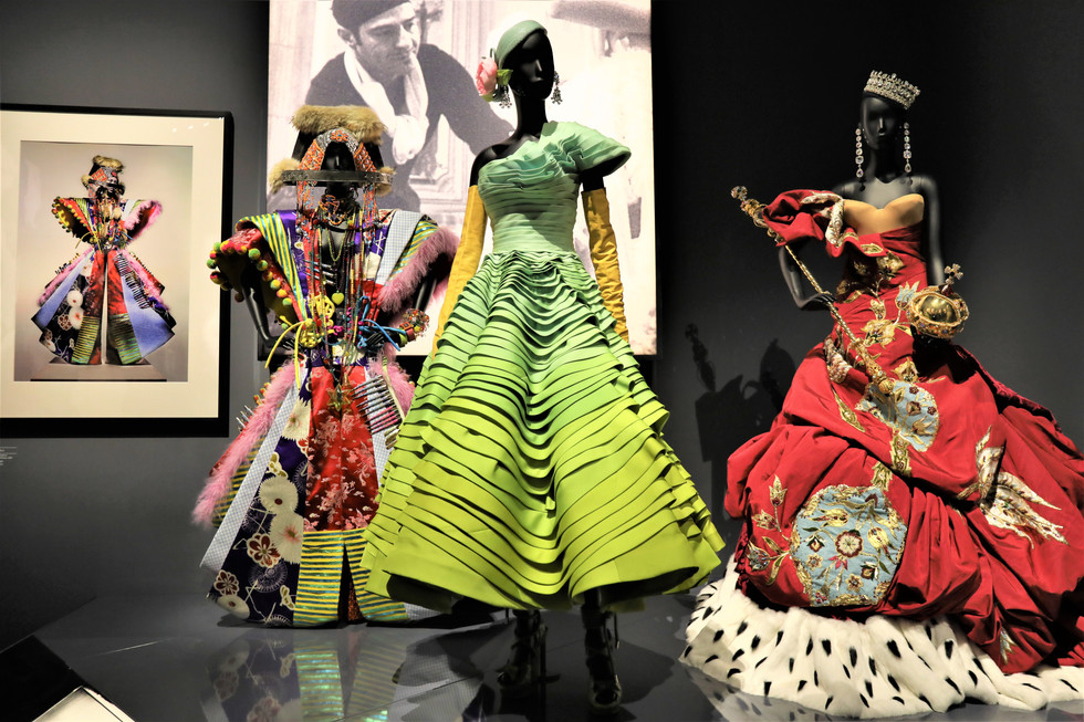 Dior Exhibition at V&A Museum Part II | The Magic still lives today
