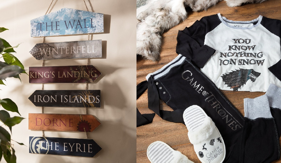 Fans of Game of Thrones, you really have to run to Primark