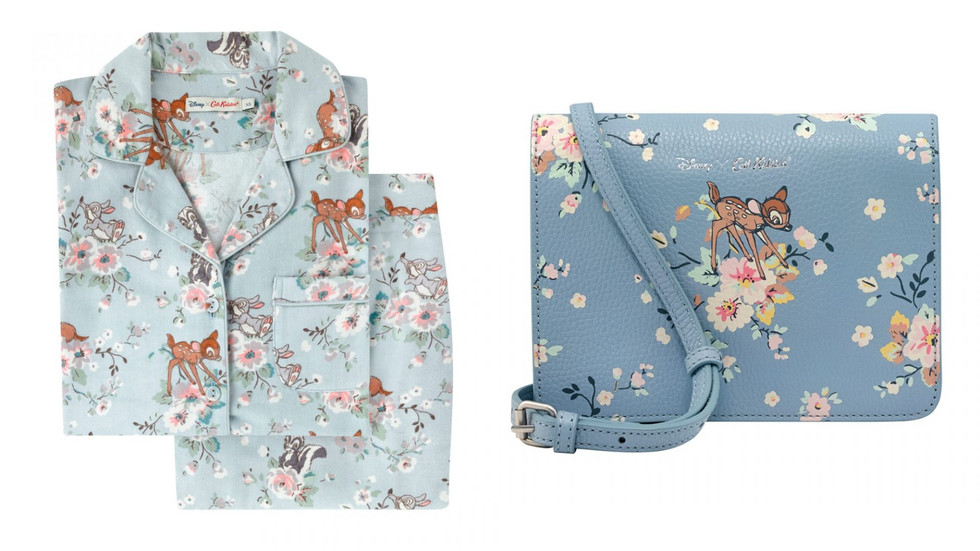 Bambi has arrived to Cath Kidston