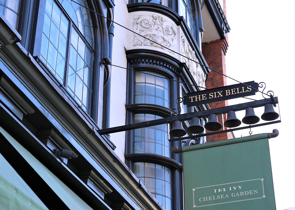 The Ivy Chelsea Garden Six Bells