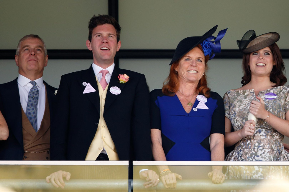 The Duchess of York writes sweet letter to Eugenie
