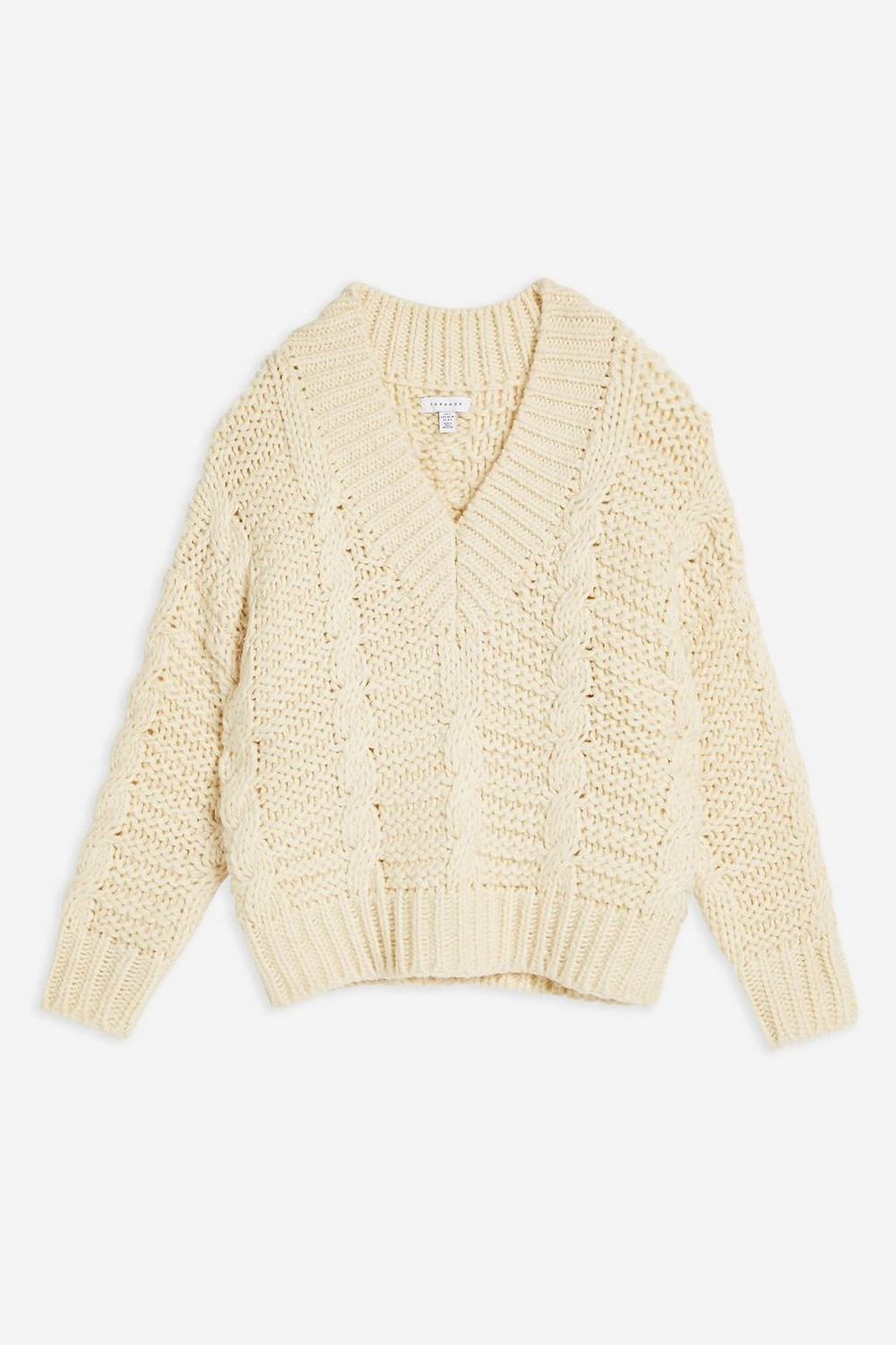 Knitted Jumper by Boutique, Topshop (103€)