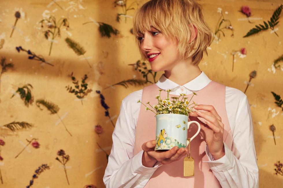 Cath Kidston's x Alice in Wonderland